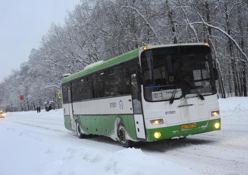Некоторые маршруты наземного транспорта изменятся с конца декабря