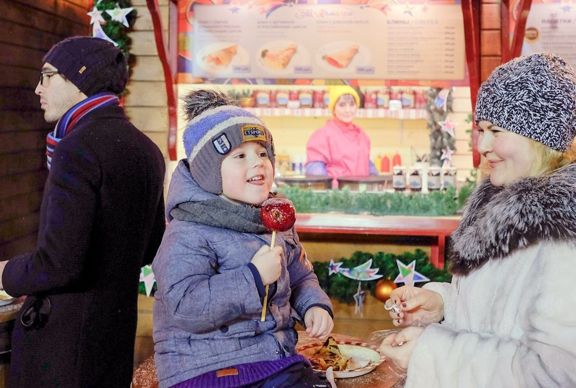 Новые торговые точки появятся в Саду имени Николая Баумана