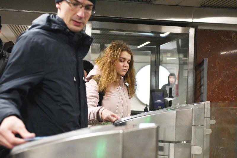 Акция «День без турникетов» пройдет в Москве в начале февраля