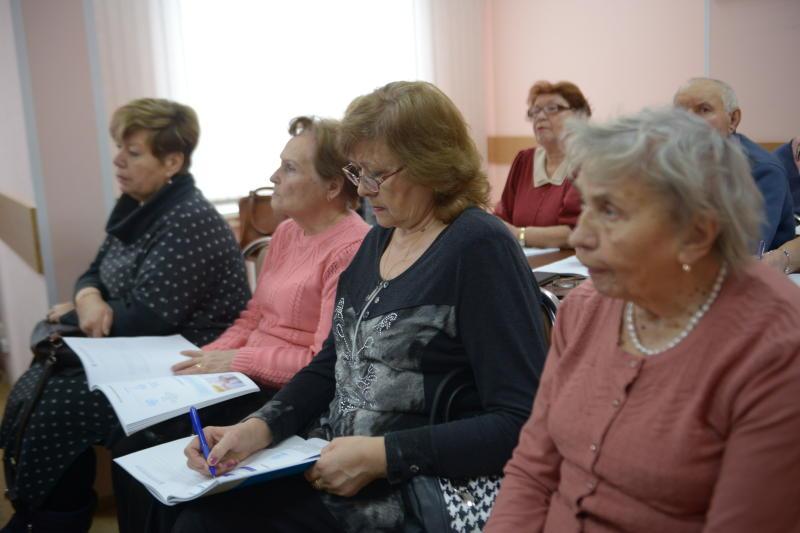 Образовательную программу запустят в районном центре соцобслуживания
