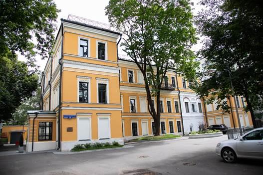 В Басманном районе отреставрировали шесть зданий по программе «1 рубль за 1 квадратный метр»