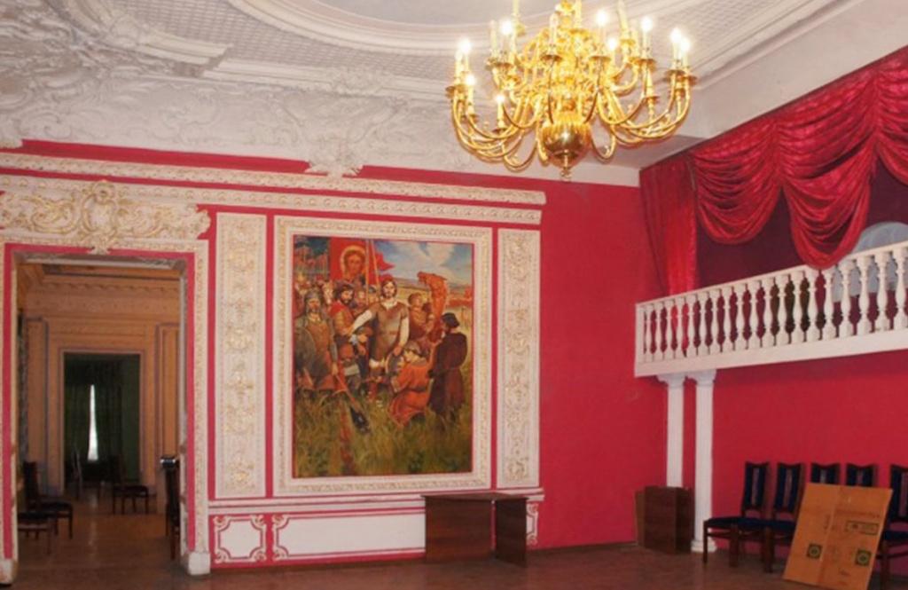 Мосгорнаследие утвердило предмет охраны ансамбля бывшей усадьбы Бутурлиных