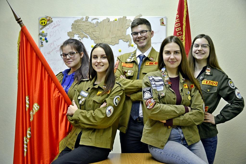 В Москве в 2021 году увеличат количество штабов и участников движения студотрядов