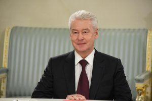 Сергей Собянин рассказал о благотворительном сервисе mos.ru