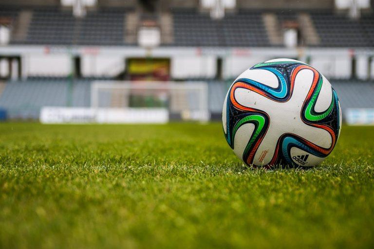 Представители Музея спорта приняли участие в открытии выставки о футболе